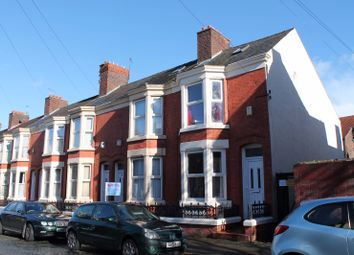 Thumbnail 4 bedroom terraced house to rent in Empress Road, Kensington, Liverpool