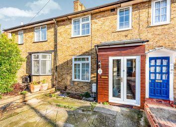 Thumbnail 3 bed terraced house for sale in Shrewsbury Road, Carshalton