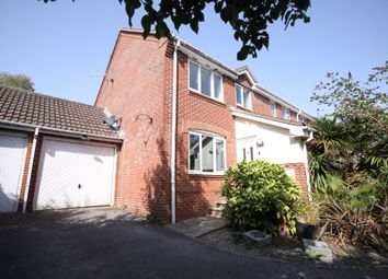 Thumbnail 3 bed semi-detached house for sale in St. Thomas Close, Fareham