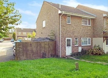 Thumbnail 3 bed end terrace house for sale in 20 Hallam Moor, Swindon, Wiltshire