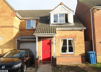 Thumbnail 3 bed semi-detached house for sale in Bowling Green Road, Gainsborough, Lincolnshire