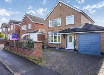 3 bed detached house for sale in Newark Road, Sutton-In-Ashfield NG17