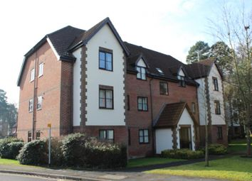 Thumbnail 1 bed flat to rent in Tamworth Drive, Fleet