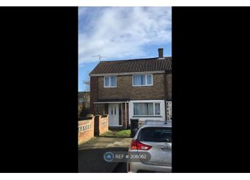 Thumbnail 3 bed end terrace house to rent in Shoreham Court, Corby