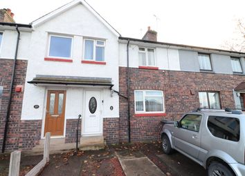 3 bed terraced house for sale in Prescott Road, Carlisle CA2