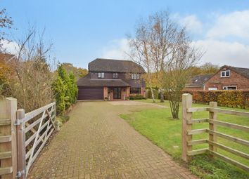 Thumbnail 4 bed detached house for sale in Tally Ho Road, Stubbs Cross, Ashford