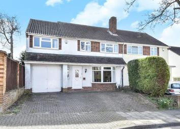Thumbnail 4 bedroom semi-detached house for sale in Blenheim Road, Orpington