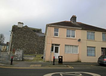 Thumbnail 3 bed semi-detached house to rent in Parcmaen Street, Carmarthen, Carmarthenshire