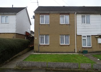 Thumbnail 4 bedroom terraced house for sale in Maesglas Avenue, Newport