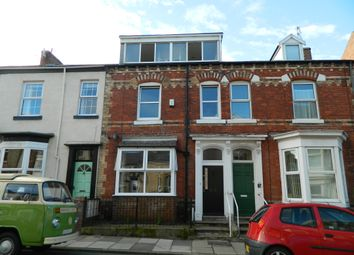 Thumbnail 4 bed terraced house for sale in Ruby Street, Saltburn-By-The-Sea
