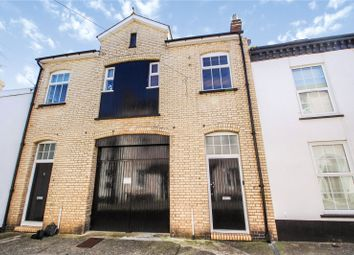 Thumbnail 3 bed terraced house for sale in Silver Street, Bideford