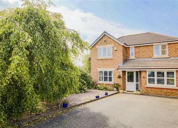 Thumbnail 4 bed detached house for sale in The Shortlands, Padiham, Lancashire