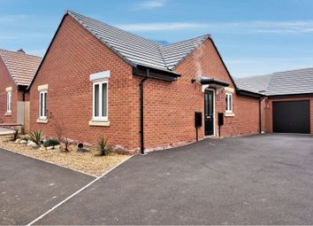 Thumbnail 2 bed detached bungalow for sale in Lovett Close, Sapcote