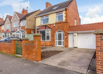 Thumbnail 4 bed detached house for sale in Eakring Road, Mansfield, Nottinghamshire