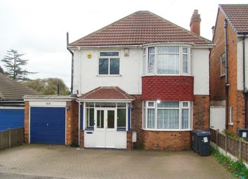 Thumbnail 3 bed detached house for sale in West Heath Road, Northfield