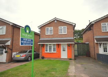 3 bed detached house for sale in Wilford Avenue, Wakes Meadow, Northampton NN3