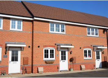 Thumbnail 3 bed town house for sale in The Wickets, Bottesford, Nottingham