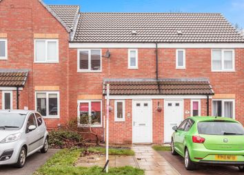 Thumbnail 2 bed terraced house for sale in Northfield Lane, South Kirkby, Pontefract