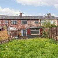 3 bed terraced house for sale in Woodlands Road, Manchester M8