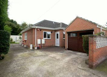 Thumbnail 2 bed bungalow to rent in Bearwood Hill Road, Burton-On-Trent