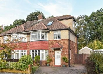 Thumbnail 4 bed semi-detached house for sale in Cathcart Drive, Orpington, Kent