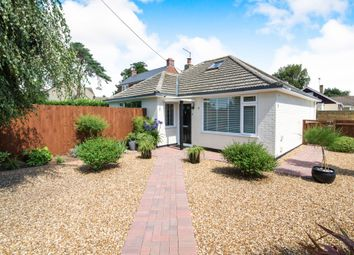 Thumbnail 2 bed detached bungalow for sale in Eriswell Drive, Lakenheath, Brandon