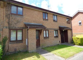 Thumbnail 1 bed terraced house to rent in Springfield Drive, Totton, Southampton