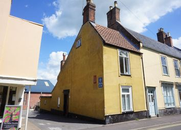 Thumbnail 3 bed end terrace house for sale in Broad Street, Bungay