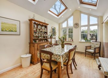Thumbnail 4 bed detached house for sale in West Temple Sheen, London