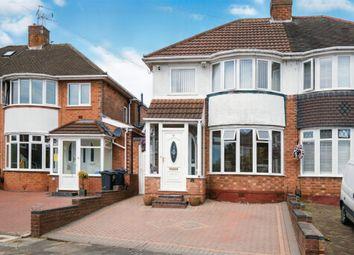 3 bed semi-detached house for sale in Sheldonfield Road, Sheldon, Birmingham B26
