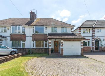 Thumbnail 4 bed semi-detached house for sale in Croydon Road, Westerham