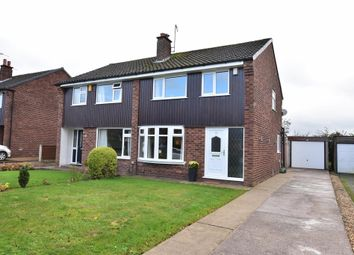 Thumbnail 3 bed semi-detached house for sale in Barnsfold, Fulwood, Preston