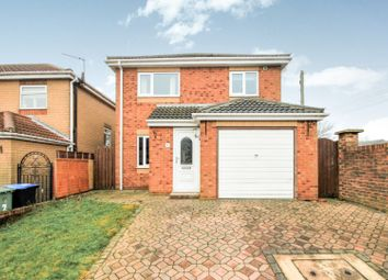 Thumbnail 3 bed detached house for sale in Weardale Park, Durham