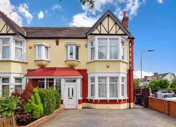 Thumbnail 4 bed semi-detached house for sale in Langley Drive, London