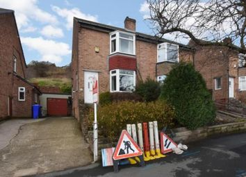 Thumbnail 2 bedroom semi-detached house for sale in Jenkin Avenue, Sheffield, South Yorkshire