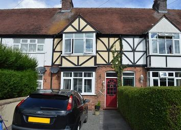 Thumbnail 3 bedroom terraced house for sale in Longlands Lane, Market Drayton