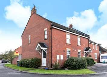 Thumbnail 3 bedroom end terrace house for sale in Stroud Close, Banbury