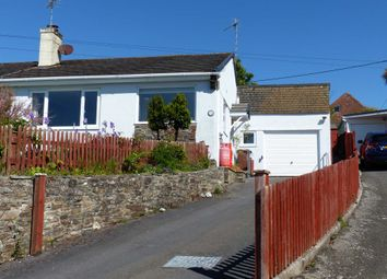 Thumbnail 2 bed semi-detached bungalow for sale in Scotts Close, Churchstow, Kingsbridge