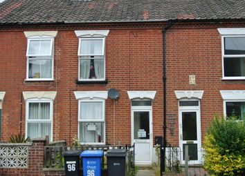 Thumbnail 1 bedroom flat to rent in Churchill Road, Norwich