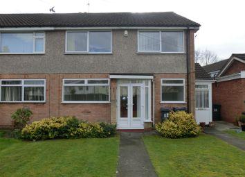 Thumbnail 2 bedroom maisonette for sale in Romford Close, Sheldon, Birmingham