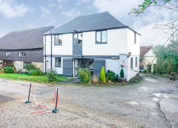 Thumbnail 2 bed barn conversion for sale in Friars Hill, Hastings