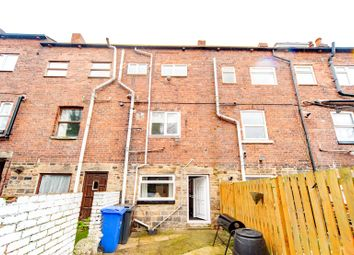 Thumbnail 4 bedroom terraced house for sale in Stafford Road, Norfolk Park, Sheffield