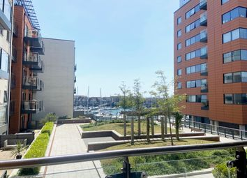 Thumbnail 2 bed flat to rent in The Blake Building, Ocean Village, Southampton
