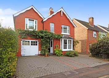 Thumbnail 4 bed detached house for sale in Church Road, Horley