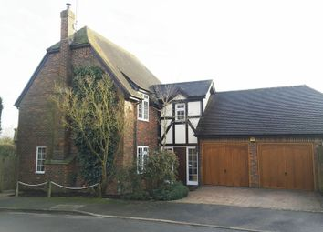 Thumbnail 4 bedroom detached house for sale in The Topiary, Lychpit, Basingstoke