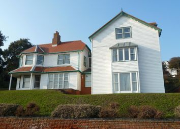 Thumbnail 3 bedroom flat to rent in The Hermitage, Undercliff Road East, Felixstowe