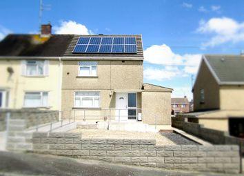 Thumbnail 2 bed semi-detached house for sale in Tir Capel, Llanelli, Carmarthenshire.