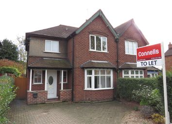 Thumbnail 4 bedroom semi-detached house to rent in Weston Road, Stafford