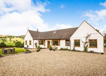 Thumbnail 4 bed bungalow for sale in Llanarmon Road, Llanferres, Mold, Denbighshire