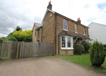 Thumbnail 5 bed detached house to rent in The Street, Ash, Sevenoaks